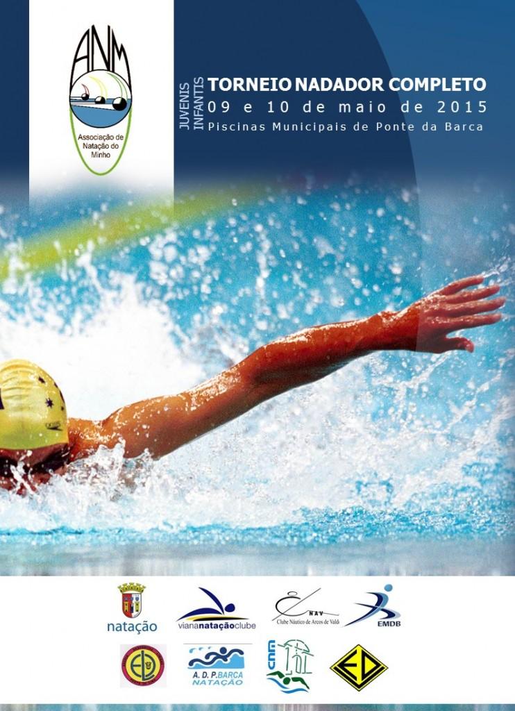 Capa Torneio Nadador completo