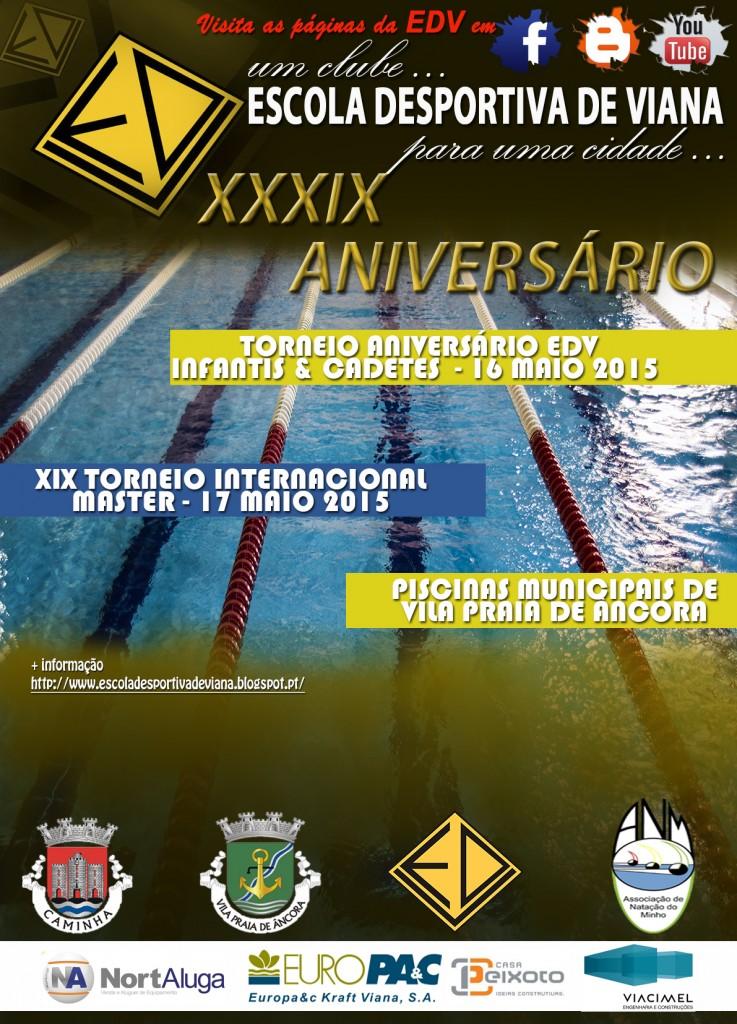 Cartaz XXXIX aniversário 2015a