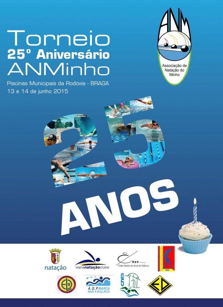 Torneio 25º Aniversário ANMinho