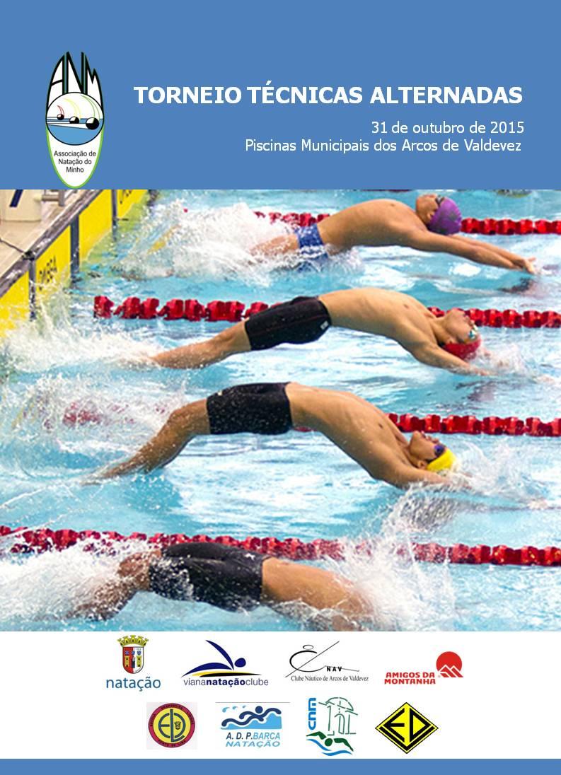Torneio Técnicas Alternadas 2015